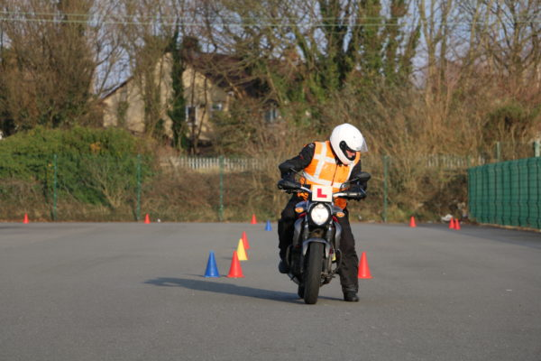 Module 1 Motorcycle Test - Online Module One Training