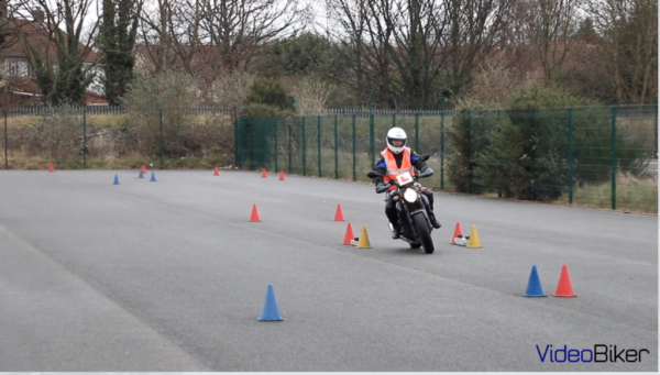 The mod 1 motorcycle test - Online Module One Training