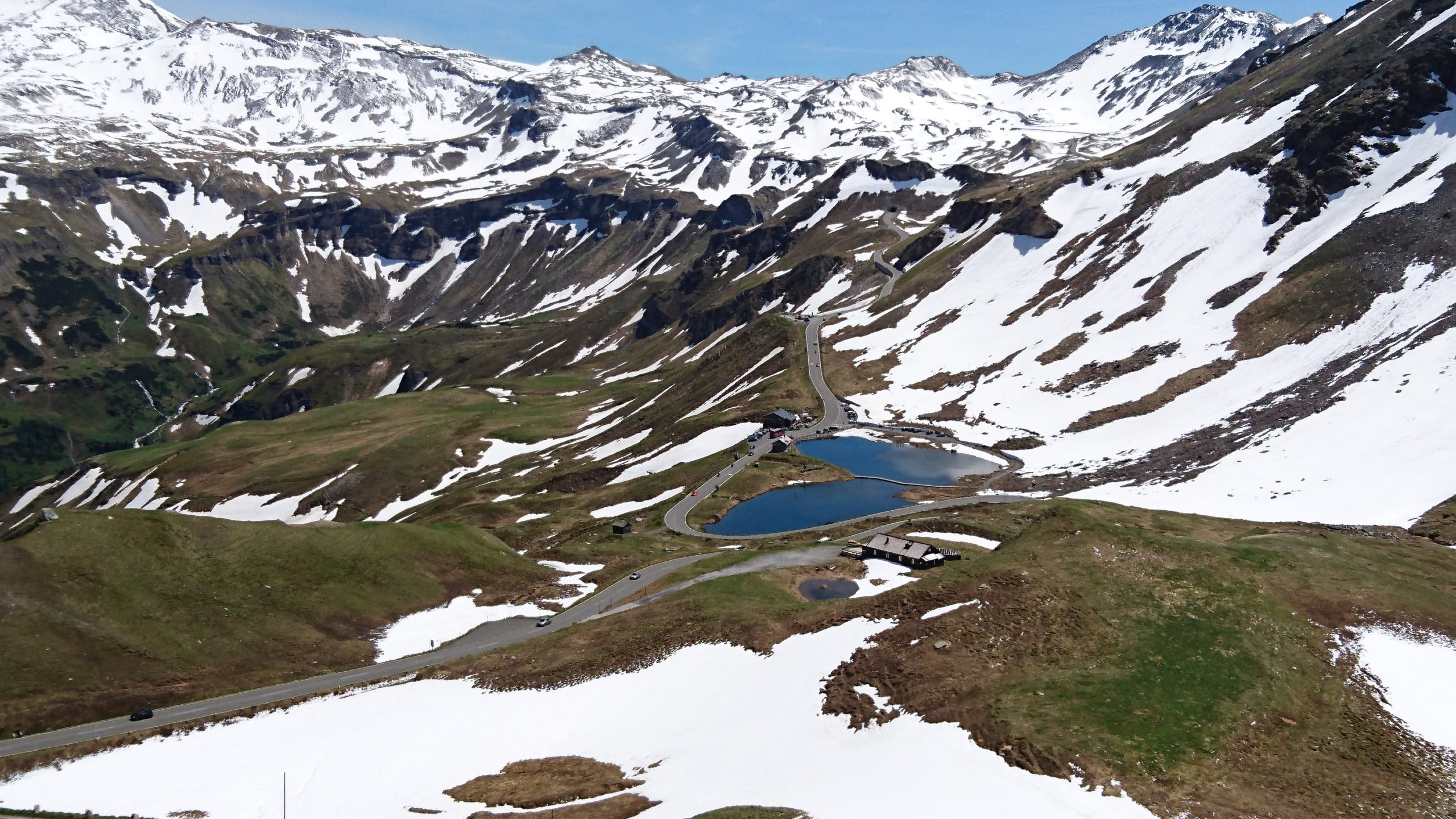 Grossglockner Pass Austria – 20 Countries in 20 Days