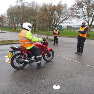 RMT Motorcycle Instructor Training